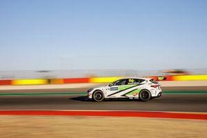 Mikel Azcona, Zengo Motorsport Services KFT CUPRA León Competición TCR
