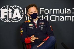 Christian Horner, Team Principal, Red Bull Racing, in a Press Conference