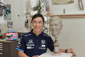 William Behrends and Takuma Sato