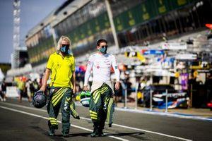 #95 Aston Martin Racing Aston Martin Vantage AMR: Nicki Thiim, Richard Westbrook