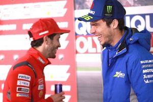 Andrea Dovizioso, Ducati Team Joan Mir, Team Suzuki MotoGP