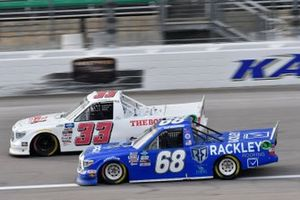Clay Greenfield, Clay Greenfield Motorsports, Toyota Tundra Rackley Roofing Josh Bilicki, Reaume Brothers Racing, Toyota Tundra