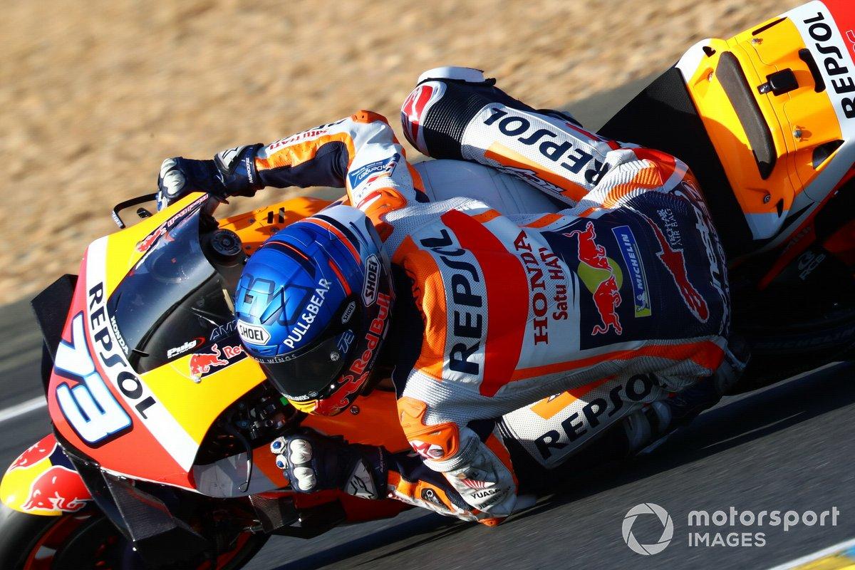 Alex Marquez - 1 podio