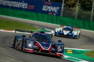 #3 United Autosports Ligier JS P320 - Nissan: James McGuire, Duncan Tappy, Andrew Bentley