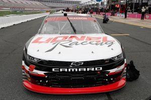 Noah Gragson, JR Motorsports, Chevrolet Camaro Lionel Racing
