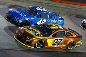 Ryan Preece, JTG Daugherty Racing, Chevrolet Camaro Bush's Beans, Matt Kenseth, Chip Ganassi Racing, Chevrolet Camaro Credit One Bank