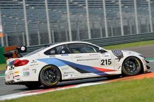 Francesco Guerra, Simone Riccitelli, BMW M4 GT4, BMW Team Italia