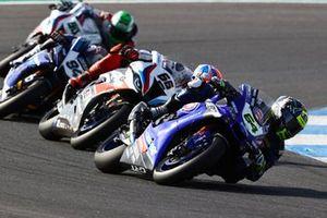 Federico Caricasulo, GRT Yamaha, Tom Sykes, BMW Motorrad WorldSBK Team