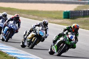 Philipp Oettl, Kawasaki Puccetti Racing, Andrea Locatelli, BARDAHL Evan Bros. WorldSSP Team