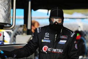#77 Mazda Team Joest Mazda DPi crew member