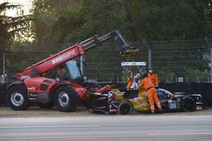 Retiran el #35 Eurasia Motorsport Ligier JSP217 - Gibson: Nobuya Yamanaka, Nick Foster, Roberto Merhi