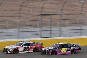 #20: Erik Jones, Joe Gibbs Racing, Toyota Camry Today's The Day #48: Jimmie Johnson, Hendrick Motorsports, Chevrolet Camaro Ally inspired by Danny Koker