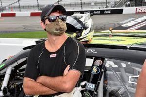 Vinnie Miller, B.J. McLeod Motorsports, Chevrolet Camaro Koolbox Ice