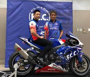 Yuki Takahashi, Masakazu Fujii(F.C.C TSR Honda France )