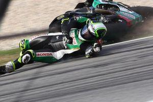Incidente di Cal Crutchlow, Team LCR Honda
