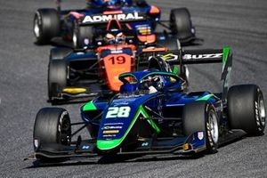 Cameron Das, Carlin BUZZ RACING and Lukas Dunner, MP Motorsport