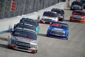 Grant Enfinger, ThorSport Racing, Ford F-150 Farm Paint/Curb Records