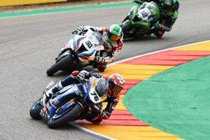 Loris Baz, Ten Kate Racing Yamaha, Eugene Laverty, BMW Motorrad WorldSBK Team