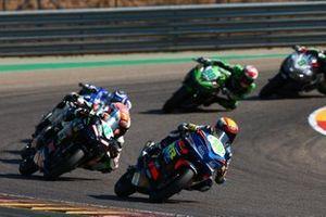 Victor Rodriguez Nunez, 2R Racing, Jeffrey Buis, MTM Kawasaki Motoport