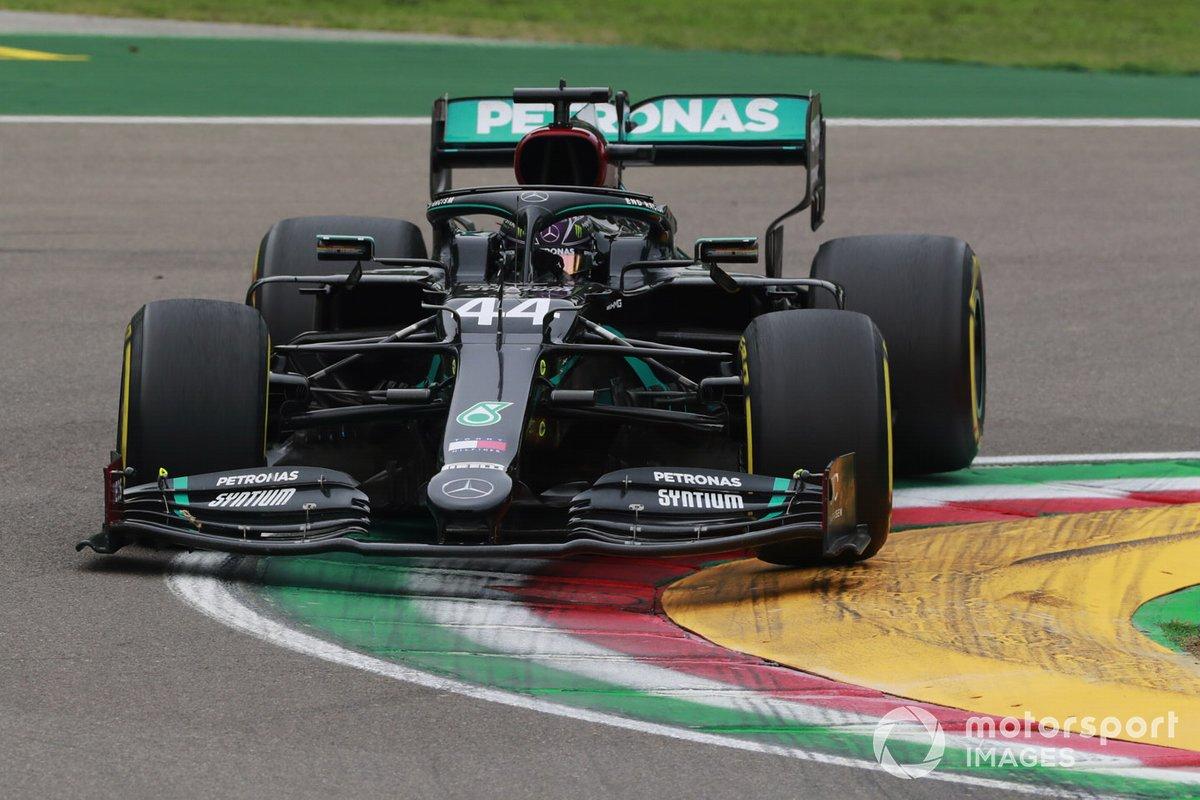 2020: Mercedes F1 W11