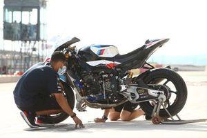 Moto de Eugene Laverty, BMW Motorrad WorldSBK Team