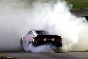 Ganador Cole Custer, Stewart-Haas Racing, Ford Mustang Haas Automation