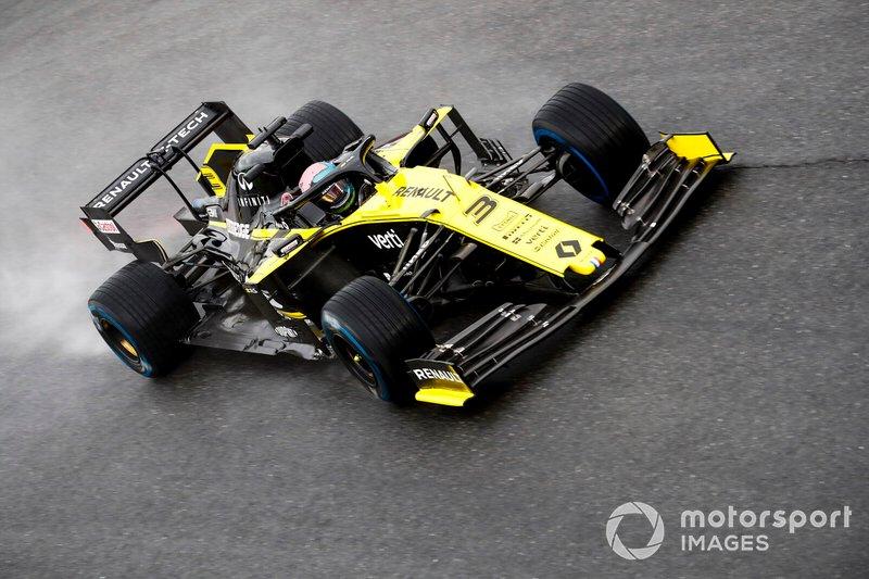 5 - Daniel Ricciardo, Renault F1 Team R.S.19 - 1'19.839