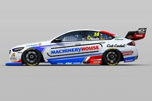 Автомобиль Holden ZB Commodore Тима Слейда, Brad Jones Racing
