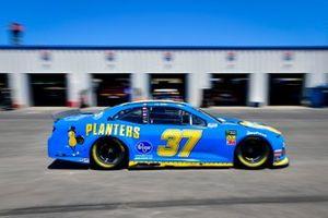Chris Buescher, JTG Daugherty Racing, Chevrolet Camaro Planters