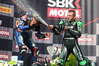 Isaac Vinales, Kallio Racing, Lucas Mahias, Kawasaki Puccetti Racing