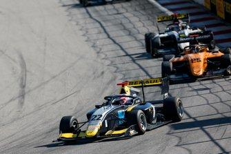 Ye Yifei, Hitech Grand Prix e Sebastian Fernandez, Campos Racing