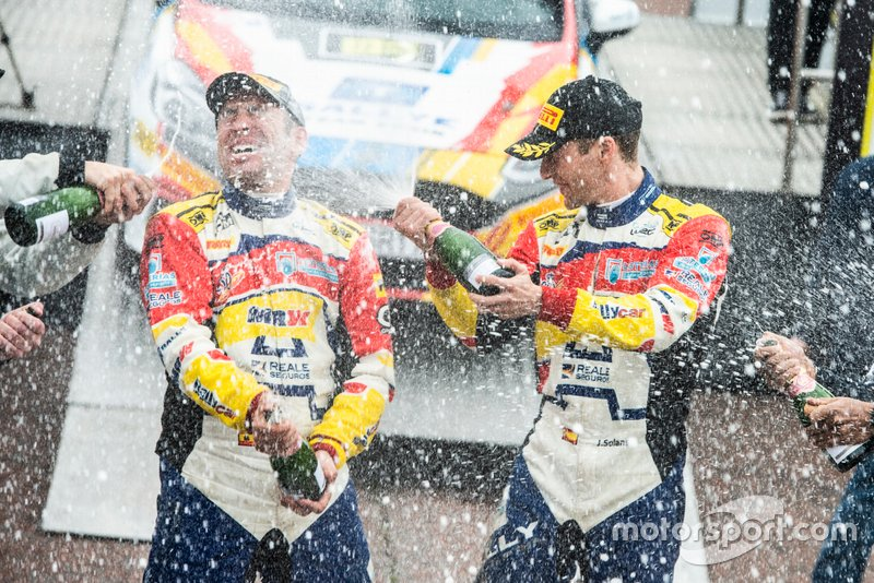 Jan Solans, Mauro Barreiro, Ford Fiesta R2