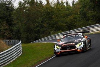 #6 BLACK FALCON Mercedes-AMG GT3: Patrick Assenheimer, Manuel Metzger