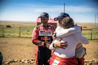 Nasser Al Attiyah, Mathieu Baumel, Toyota Gazoo Racing, Dmytro Tsyro, MSK Rally Team