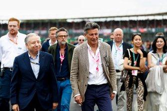 ean Todt, Presidente, FIA