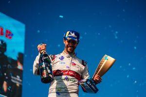 Lucas Di Grassi, Audi Sport ABT Schaeffler celebra