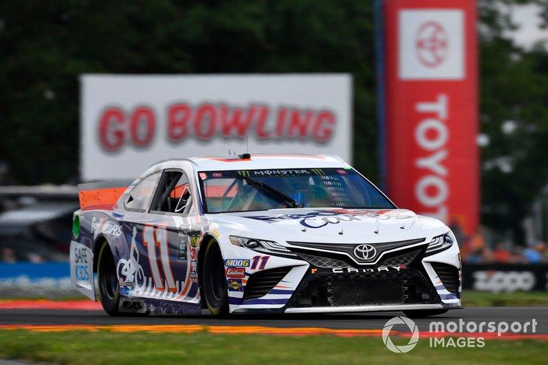 3. Denny Hamlin, Joe Gibbs Racing, Toyota Camry