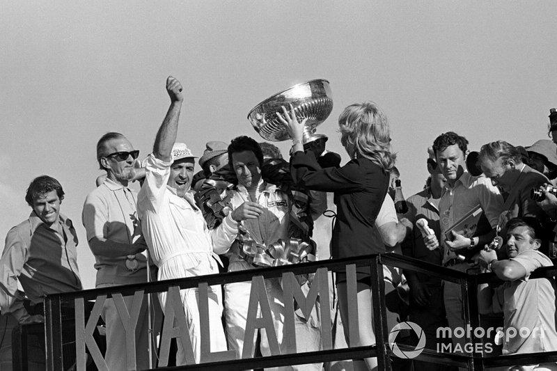 #45 Mario Andretti, Ferrari