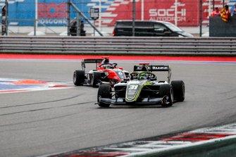 Логан Сарджент, Carlin Buzz Racing, и Рихард Версхор, MP Motorsport