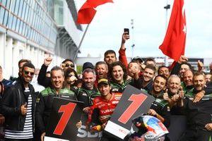Puccetti , Kenan Sofuoglu, Kawasaki Puccetti Racing, Toprak Razgatlioglu, Turkish Puccetti Racing