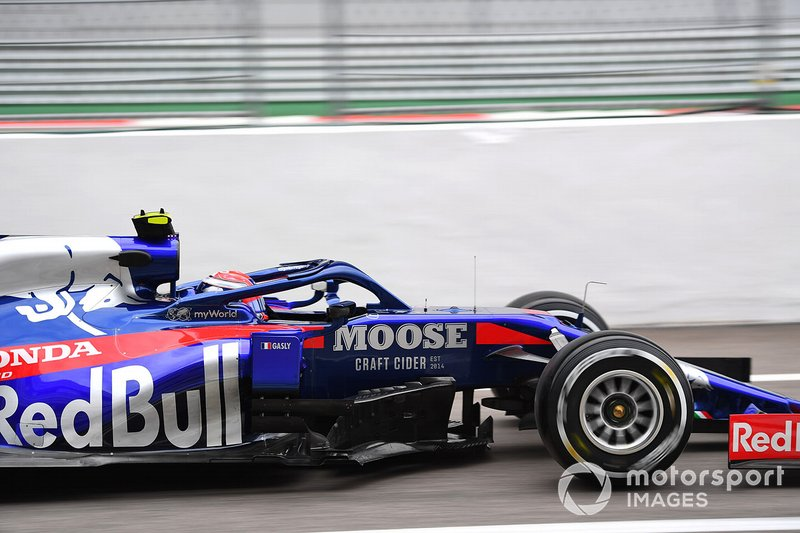 16: Pierre Gasly, Toro Rosso STR14, 1'33.950 (inc 5-place grid penalty)
