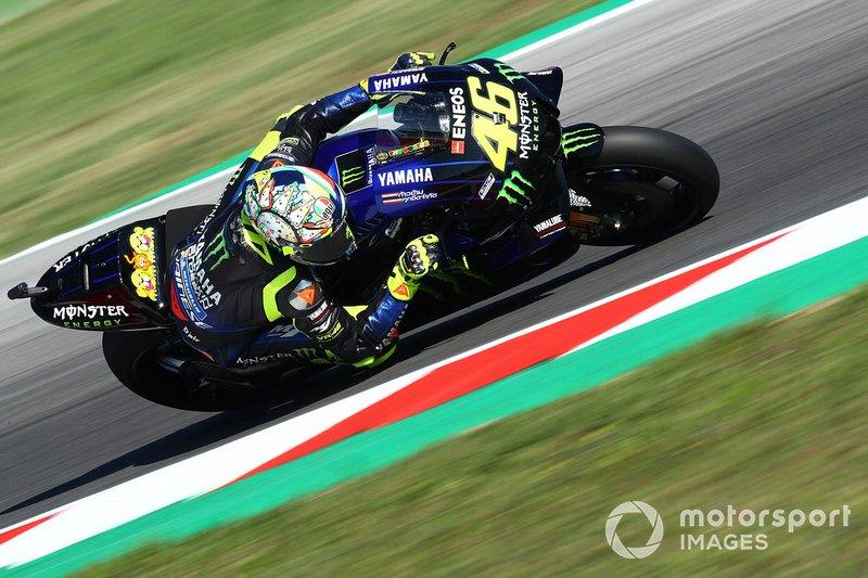 Valentino Rossi - GP de San Marino
