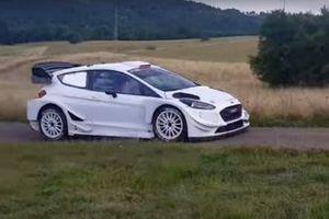 Valtteri Bottas, Ford Fiesta WRC