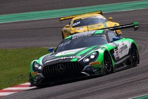 #77 Mercedes-AMG Team CraftBamboo Racing