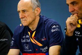 Franz Tost, Team Principal, Toro Rosso, in the Team Principals Press Conference