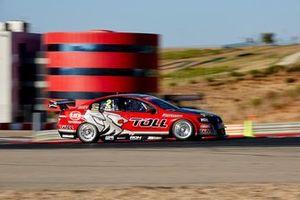 Carlos Sainz Jr. tests a Supercar