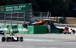 Alexander Peroni, Campos Racing after the crash