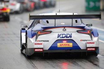 Ник Кэссиди, Lexus Team KeePer Tom's, Lexus LC 500 GT500