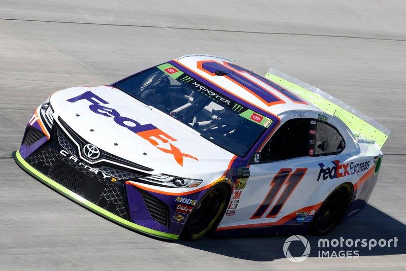 Denny Hamlin, No. 11 Joe Gibbs Racing Toyota +56 points