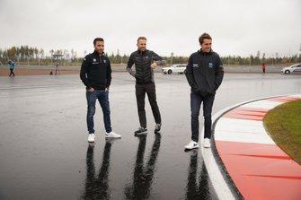 Philipp Eng, BMW Team RBM, René Rast, Audi Sport Team Rosberg, Daniel Juncadella, R-Motorsport